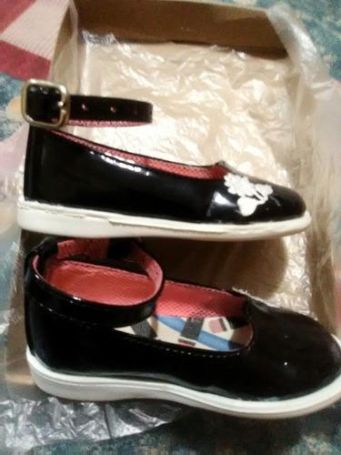 zapatos para niña talla 18 y 19