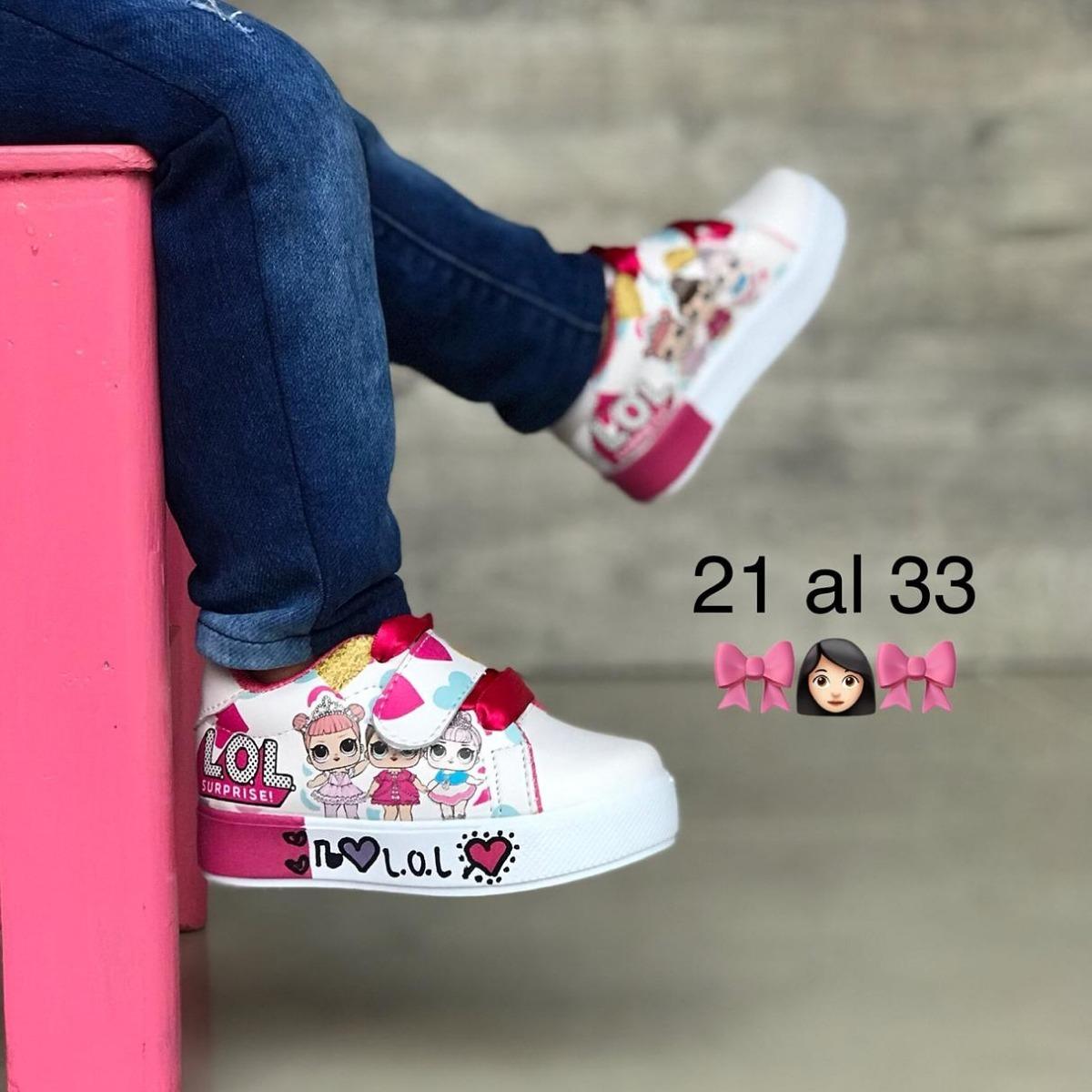 c6325261 Zapatos Para Niñas Lol Surprise Colombianos - Bs. 89.000,00 en ...