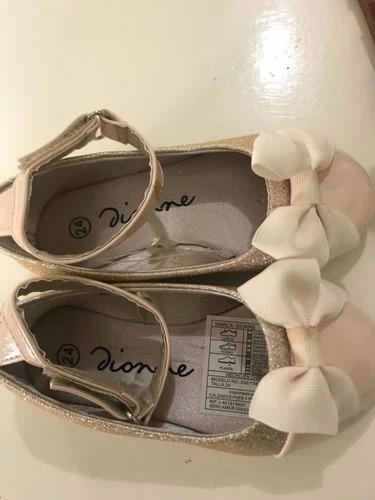 zapatos para niñas nuevos