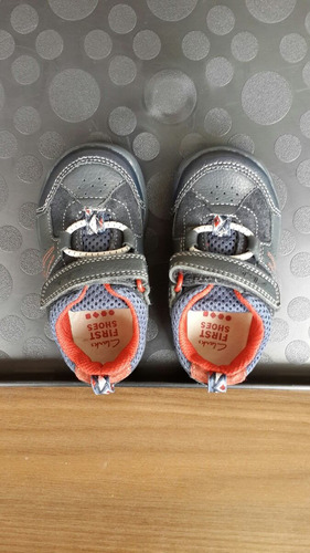 zapatos para niño clarks