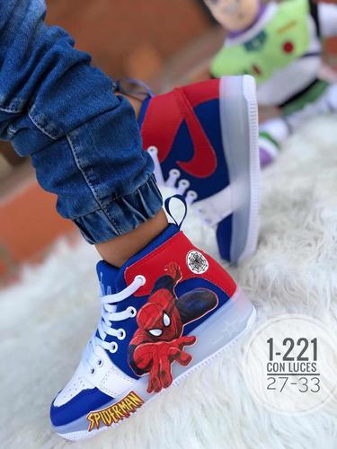 zapatos para niño de luces