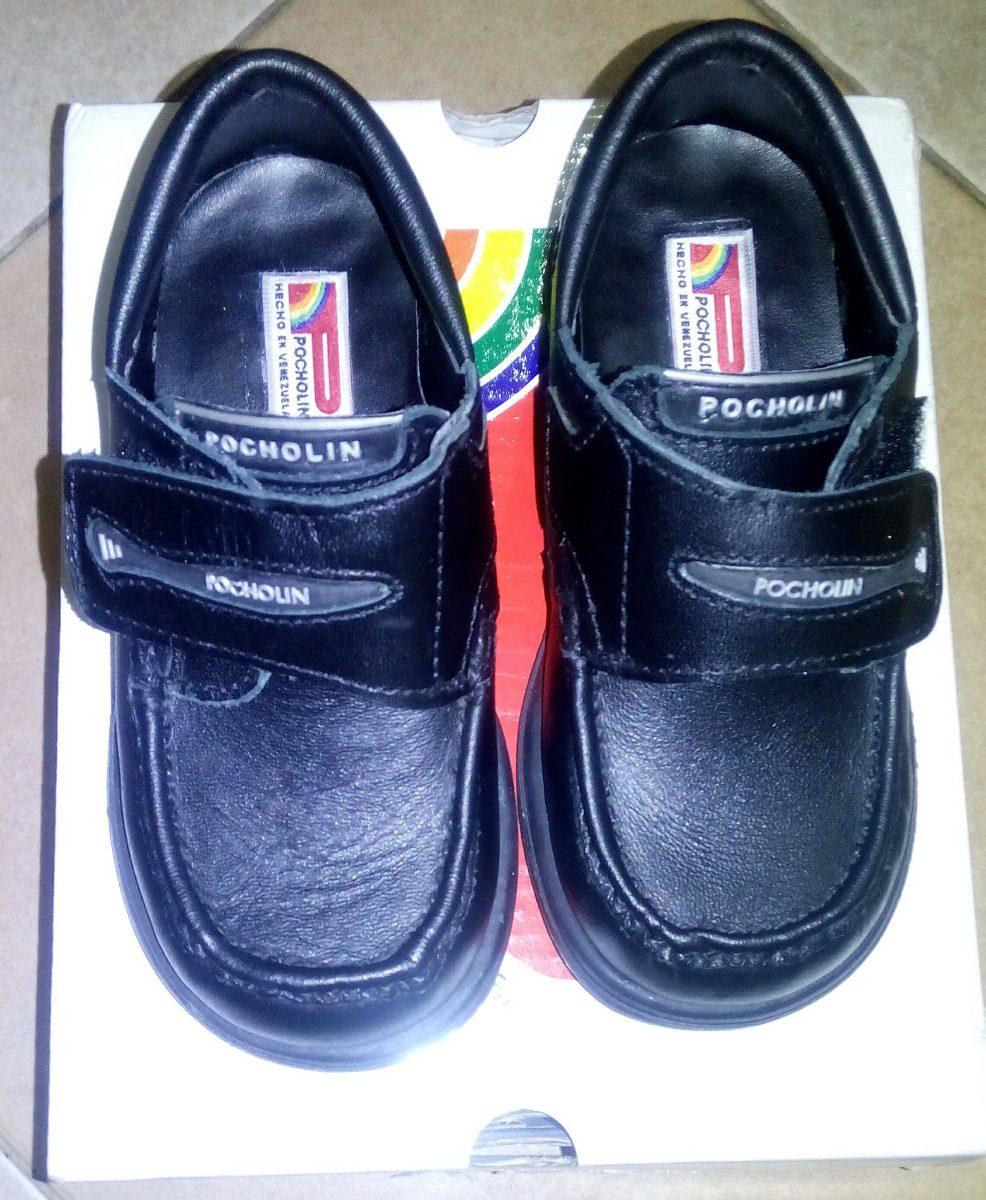 315d6681 Zapatos Para Niños Pocholin Talla 24 Nuevos - Bs. 30.000,00 en ...