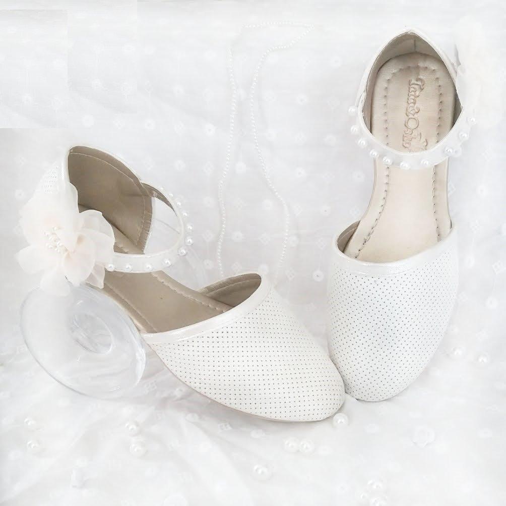 0b5392e6 Zapatos Para Primera Comunion, Niña, Fiesta, Pajecitas Boda - $ 96.900 en  Mercado Libre