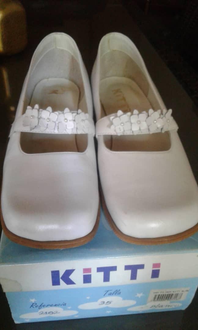 d2af531ba zapatos para primera comunión niña talla 35. Cargando zoom.