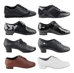 nuevo producto 27aa7 2ce41 Zapatos Party Party Hombre: Cd1417:black Leather: 1 Tacón: T