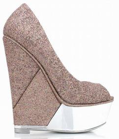 b45750f0 Zapatos Color Bronce Fiesta - Vestuario y Calzado en Mercado Libre Chile