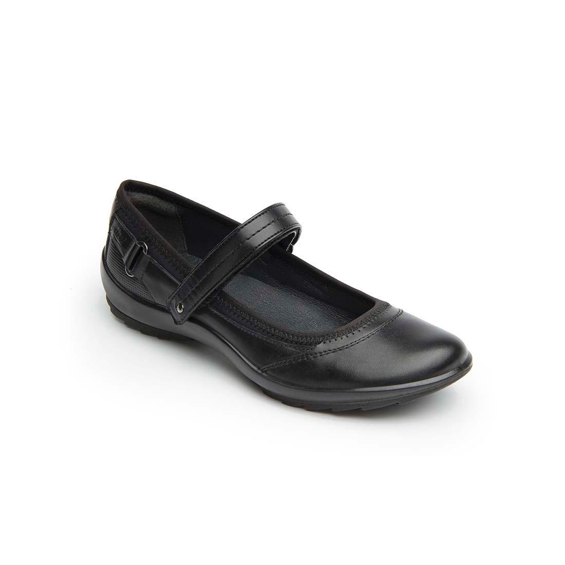 6907eb17333 Zapatos Piel Piso Flexi Dama Casual Rudos -   560.15 en Mercado Libre
