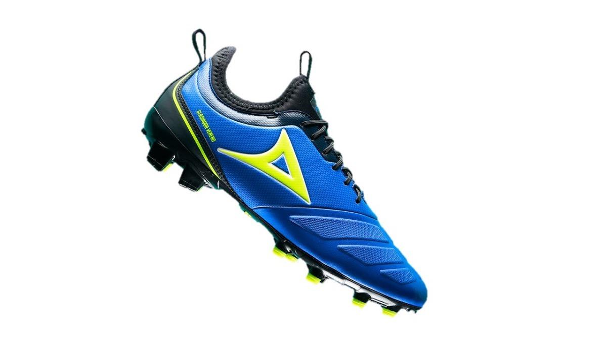6dca79d864976 Zapatos Pirma Soccer 3003 Azul Negro 25-28.5 Originales -   904.00 ...