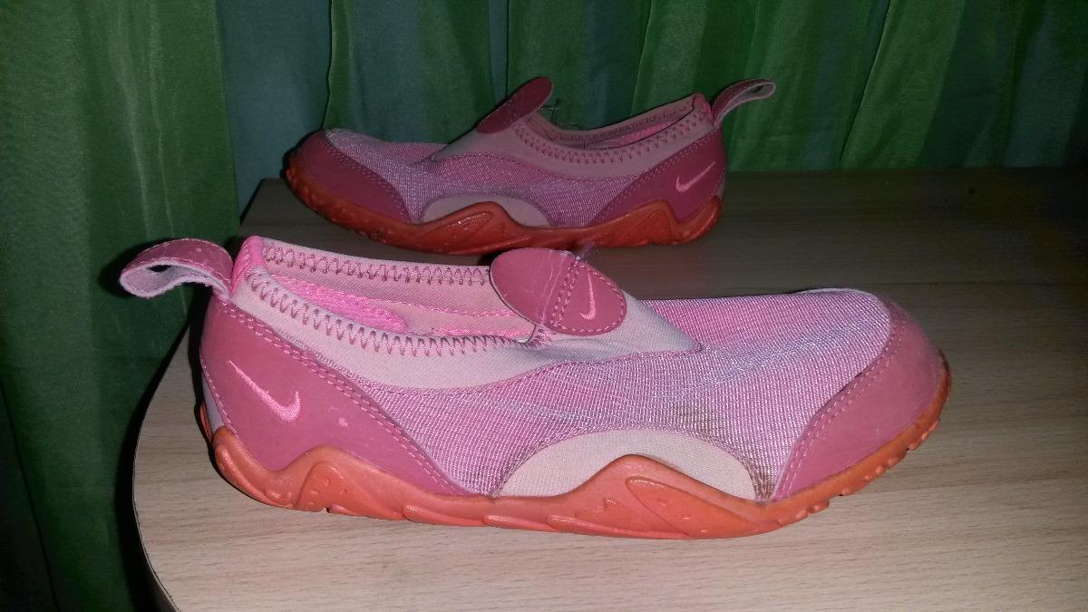 Y 31 Usados Originales Playa Niña Nike Piscina Talla Bs Zapatos fawq5R4B