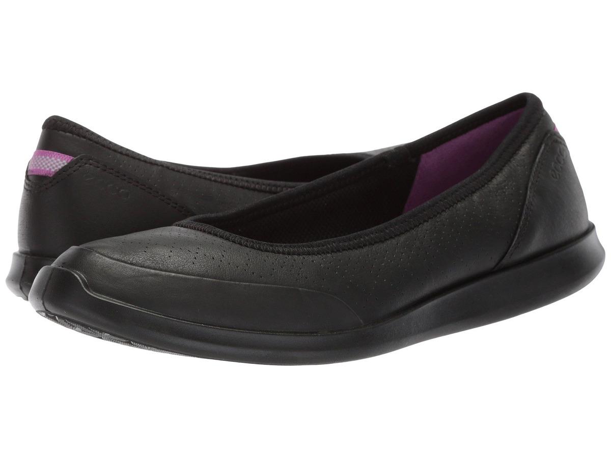 85471f18d Zapatos Planos Mujer Ecco Sense Flat - S  449