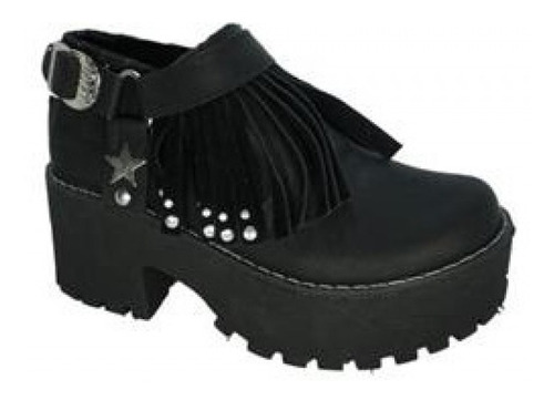 zapatos plataforma  acordonada art  1020 liquidación total !