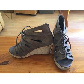 Zapatos Plataforma Calados