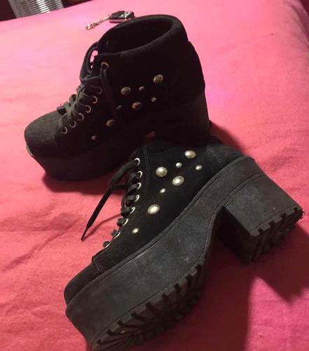zapatos plataforma cmoran talla 37