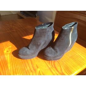 Zapatos Plataforma Forrados
