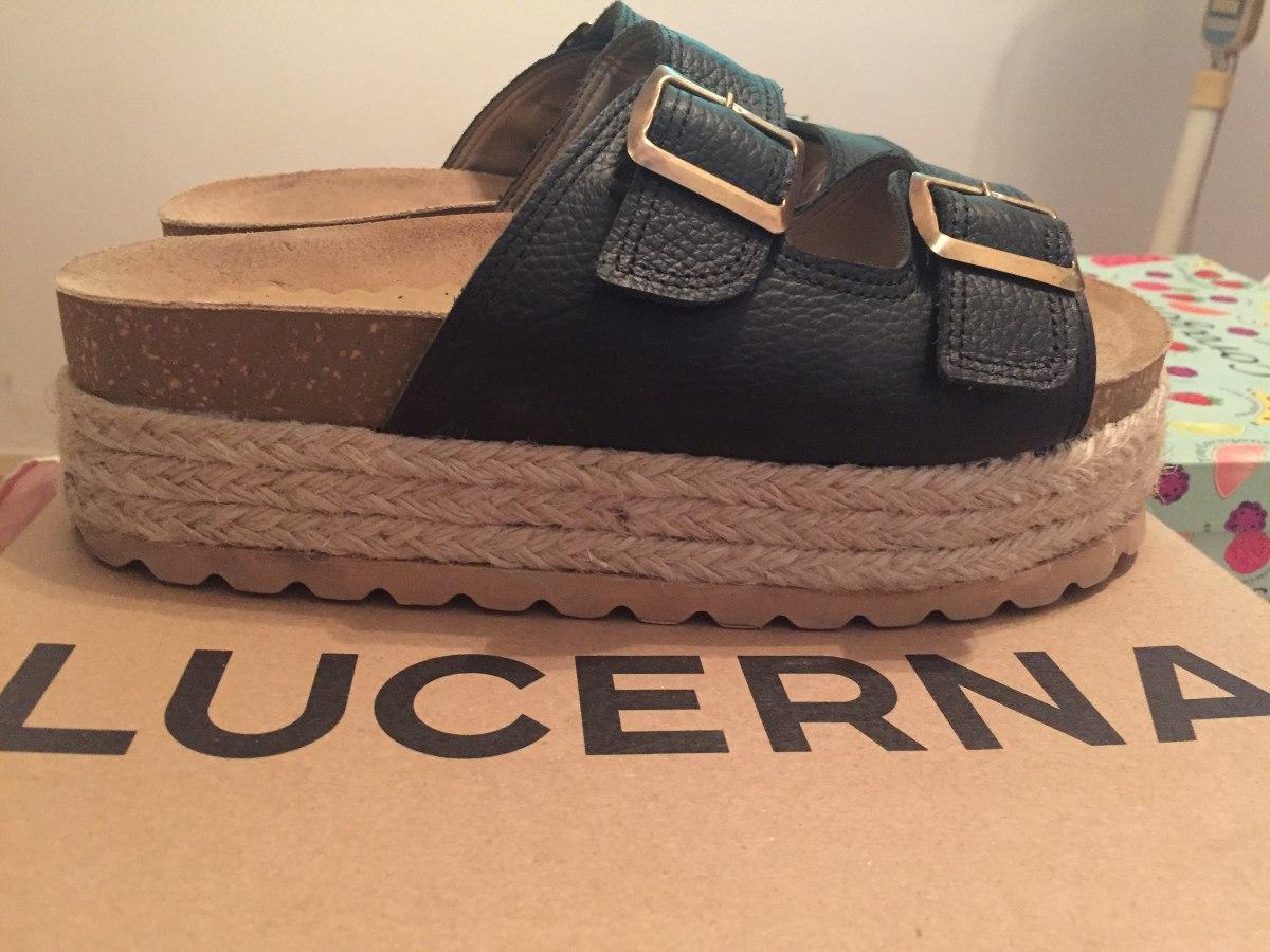 d5905394 Zapatos Plataforma Lucerna - $ 1.099,00 en Mercado Libre