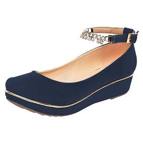 d4d26670 Zapatos Azul Turquesa Zapatillas Ninas - Zapatos para Niñas Azul ...