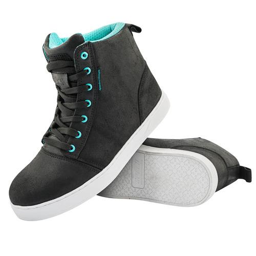 zapatos p/moto speed & strength true romance p/mujer usa 7