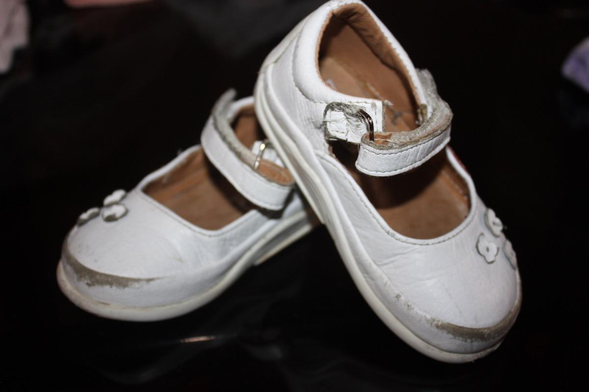 talla Cargando zoom 20 niña zapatos blancos pocholin qZxwn4T0Xt