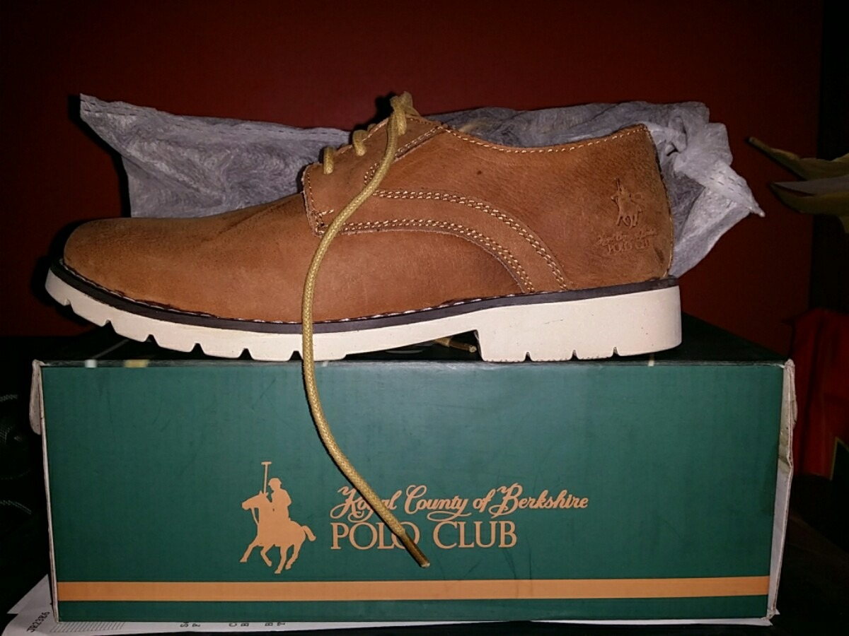Zapatos Polo Club Originales 31ec04765ab