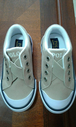 zapatos polo de infante talla 24 y 25,5