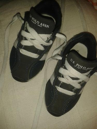 zapatos polo de niño talla 20