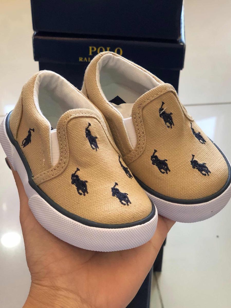 5bae8cd8e Zapatos Polo Ralph Lauren Niño   Bebé -   165.000 en Mercado Libre