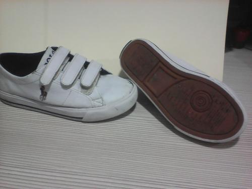 zapatos polo niño