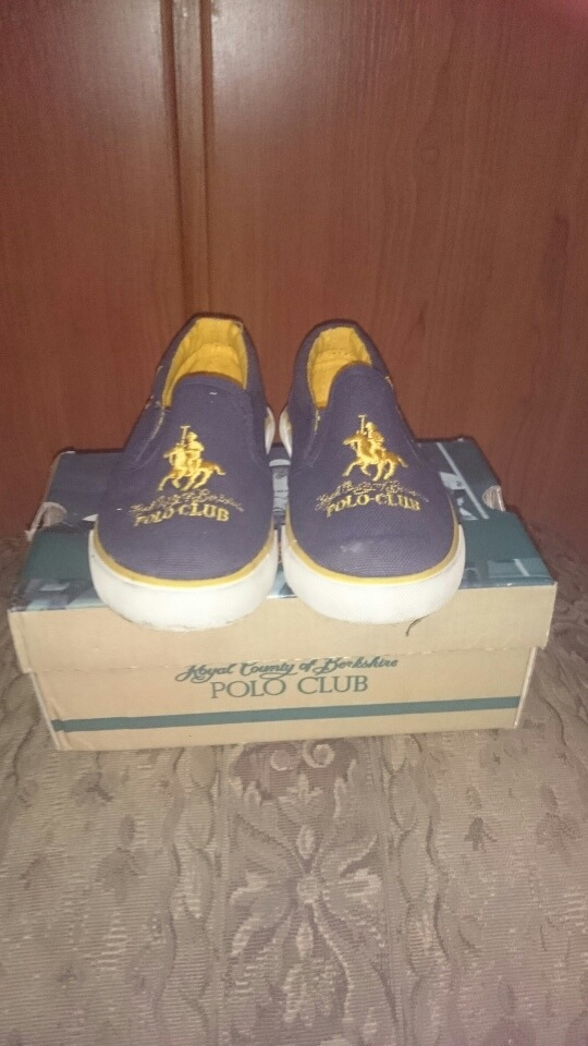 zapatos polo originales para niño nro 26. Cargando zoom. dcbbca8fa04