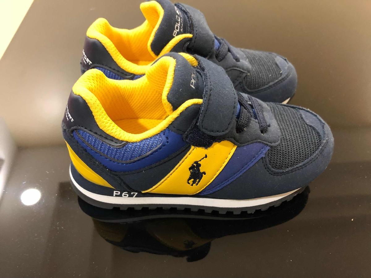 ... usa zapatos polo ralph lauren sport originales nino nuevos. cargando  zoom. 01337 26e9c 2f07ef320c5