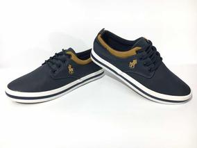 Zapatos Polo Tenis Edición Especial Suela En Goma