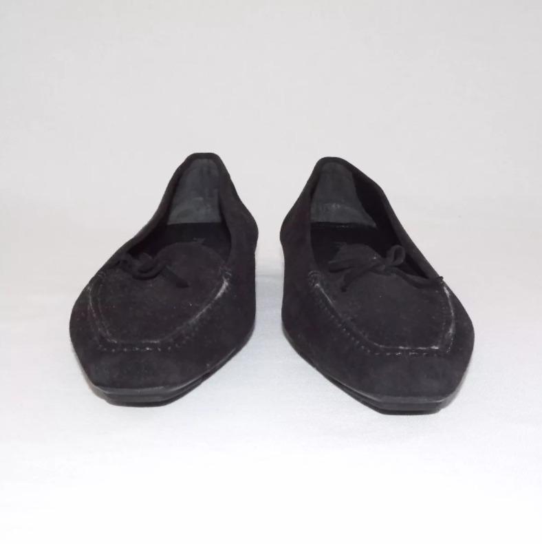 Zapatos negros Prada para mujer Gran sorpresa GRqFCogDlw
