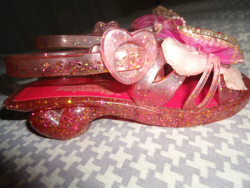 zapatos princesa aurora t 26/7 originales disney store usa