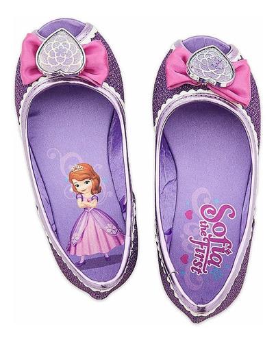 zapatos princesita sofía originales de disney  americanos
