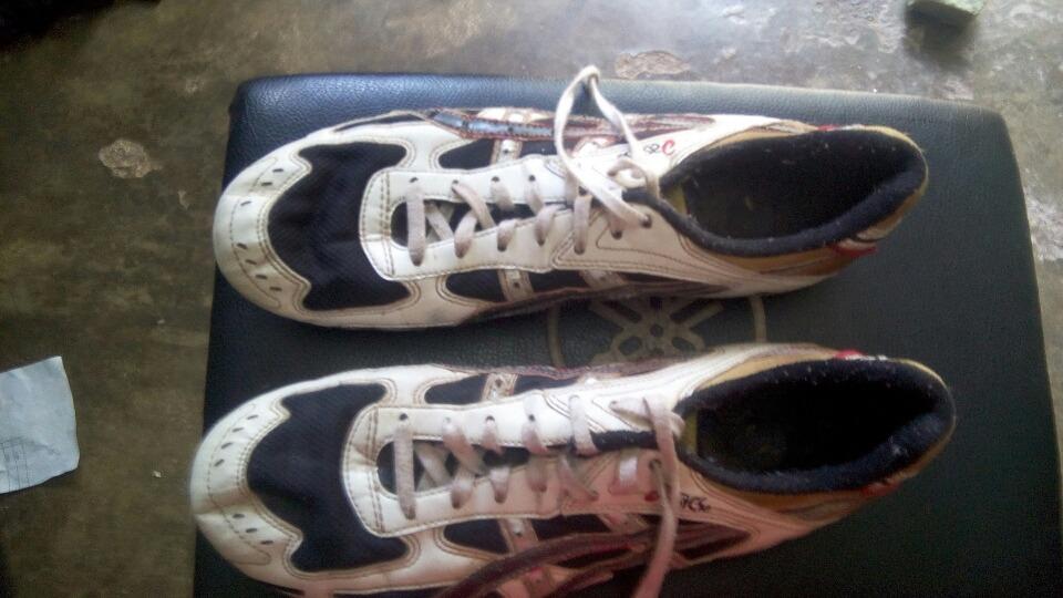 En usadas Bs Zapatos Atletismo Asics Mercado 600 Libre 00 Puas wqqt07g