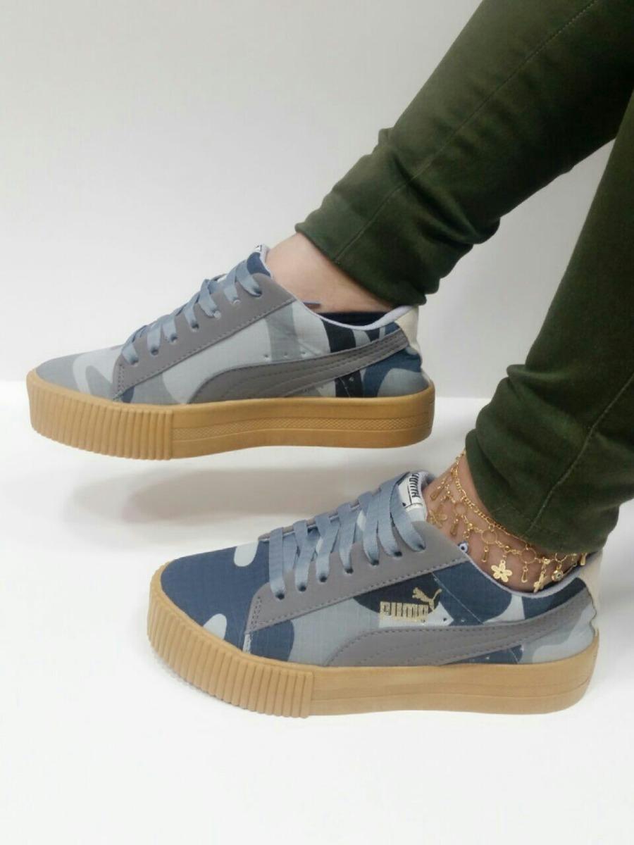 Zapatos puma calzado deportivo para dama bs for Calzado de seguridad deportivo