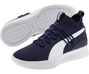 Court Clyde Core Zapatos Puma Basketball BedCorx