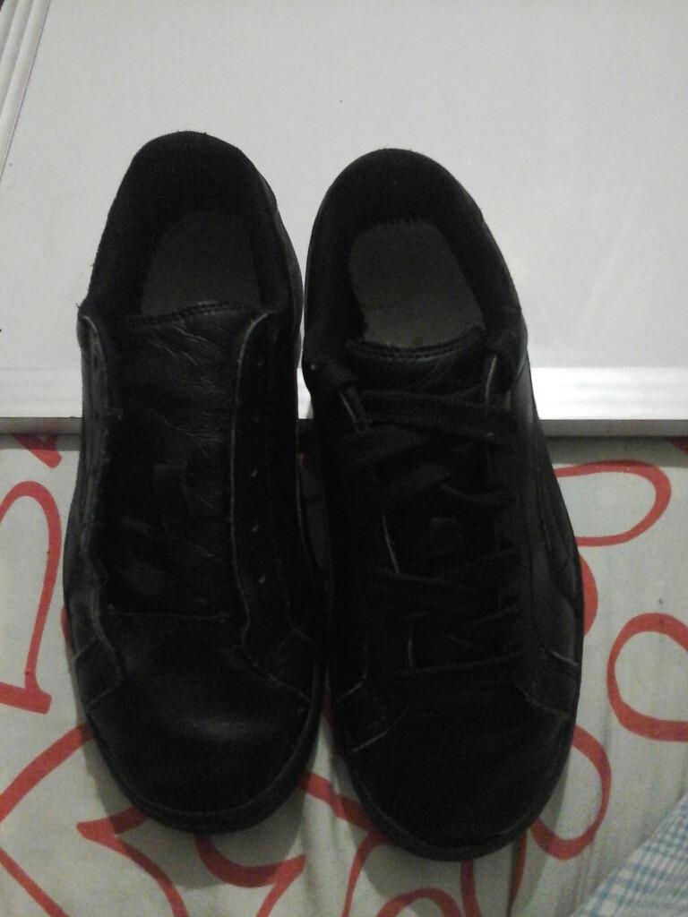 1db3c2bd Zapatos Puma Escolares Niño 4 Us 25 Cm - Bs. 30.000,00 en Mercado Libre