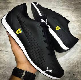zapatos caña alta hombre puma