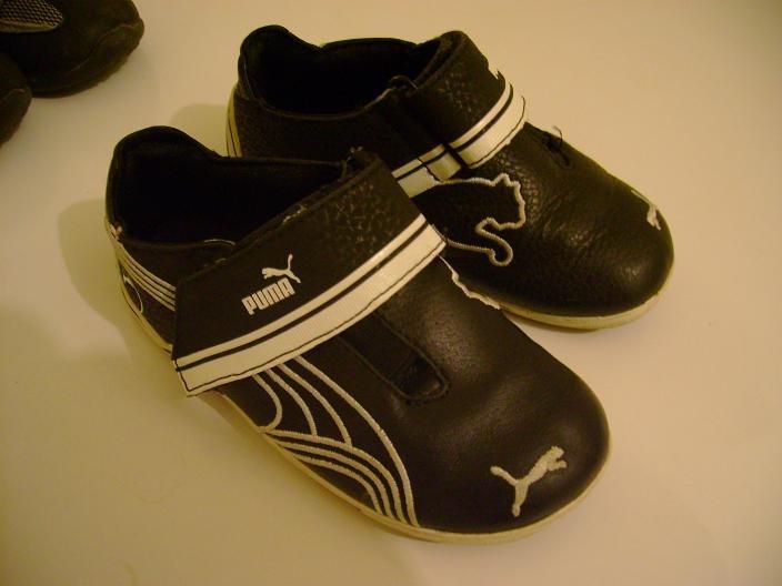 Blancas Zapatos 24 Bs Y Puma Talla 25 Negras 7b6yfgYv