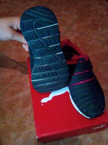 zapatos puma originales unisex talla 37. originales!! 35$