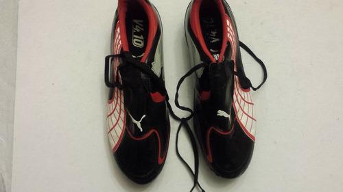 zapatos  puma   usado original de talla 27
