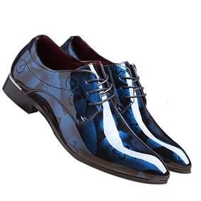 01d9704b Zapatos De Charol Hombre Gama Oxford Chiapas - Zapatos en Mercado ...