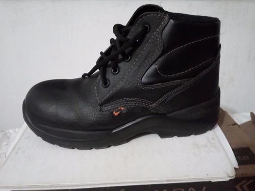 zapatos punta de hierro seguridad