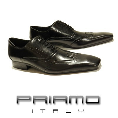 Cordones Punta Ultimo Italy Zapatos Priamo Larga Hombre T40 D2WEH9I