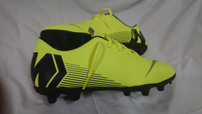 8320f3b6 Zapatos Pupos Futbol Nike Mercurial Originales Talla 42
