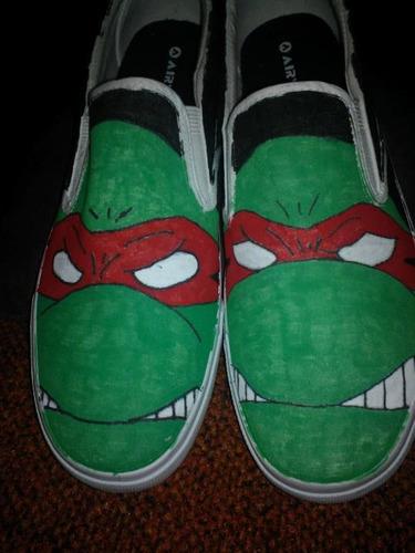 zapatos rafael tortugas diseño hecho a mano marca collec