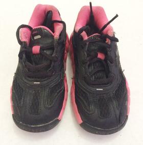 Zapatillas Reebok Talle 25 Nena Zapatos Negro en Mercado