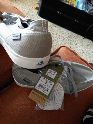 zapatos reef talla 8