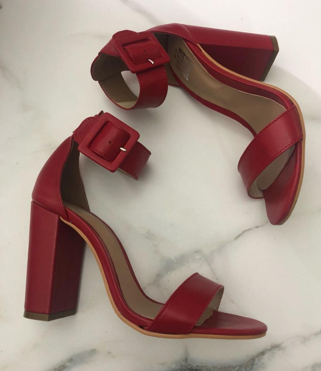 51bbf293b1f palo rojos Cargando hebilla cuero alto con zapatos taco zoom importados  6Sqd6Y