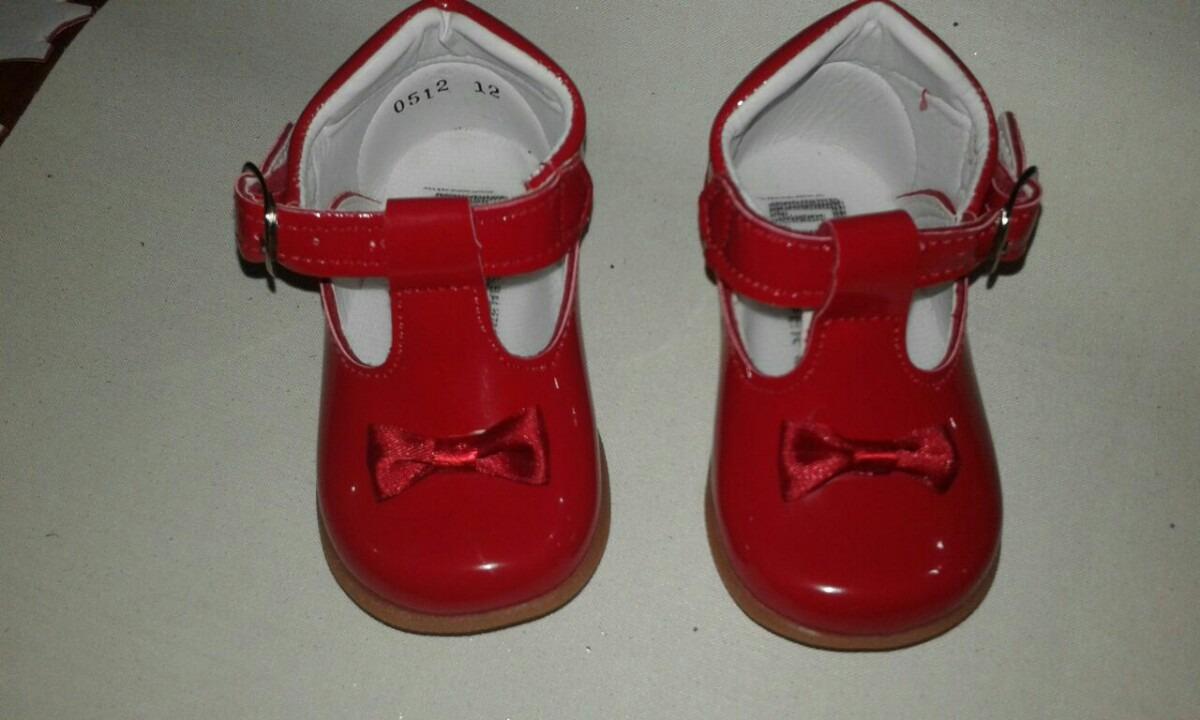 cd424069c2 Zapatos Rojos Para Niñas - $ 830.00 en Mercado Libre
